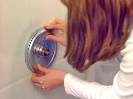 how to install a corner shower how tos diy new shower system has maximum temperature control
