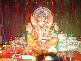 interior design top decoration themes for ganesh festival style