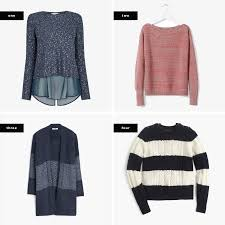 best sweater the best sweaters to flatter your shape verily