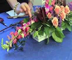 christmas flower arrangement ideas church best images
