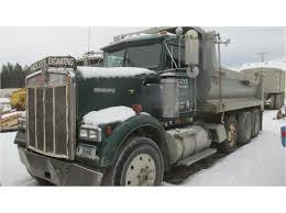 kenworth aerodyne truck kenworth trucks in montana for sale used trucks on buysellsearch