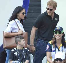 prince harry u0026 meghan markle make first public appearance together