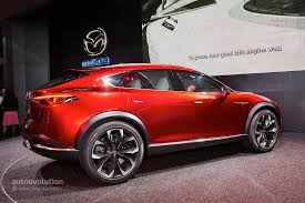 mazda suv mazda koeru concept is a stunning preview for the next japanese