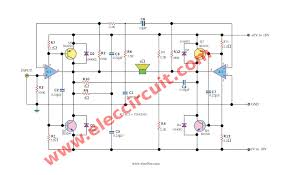 2 1 home theater circuit diagram power amp super bridge 120w by ic tda2030