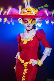 La Muerte Costume The Book Of Life Catrina U0027la Muerte U0027 By Angelina Soboleva