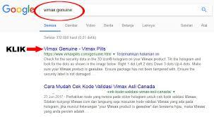 vimax genuine itu apa informasi seputar vimax asli