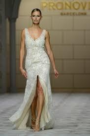 Pronovia Wedding Dresses Pronovias Wedding Dresses Close Barcelona Bridal Week