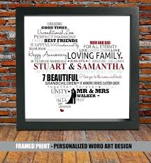 40 anniversary gift best parents 40th wedding anniversary pictures styles ideas
