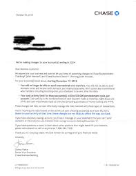 sample letter to bank for change of company address cover letter