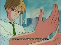 Hands On Face Meme - yuri hands yaoi hands know your meme