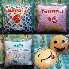 personalized pillow personalized pillow home furniture on carousell