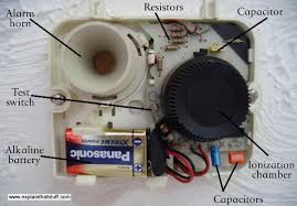 Green Light On Smoke Detector How Smoke Detectors Work Explain That Stuff