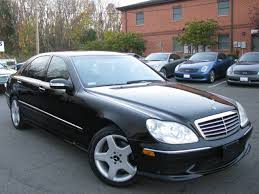 mercedes s500 2003 mercedes s class s500 4matic amg sport package 2003