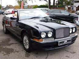 used 2002 51 bentley azure 6 75 turbo for sale in southampton