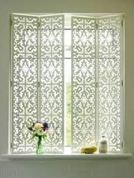 decorative shutters idea could cut this design into paper and