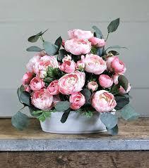 wholesale flowers near me office silk flower arrangements themoxie co