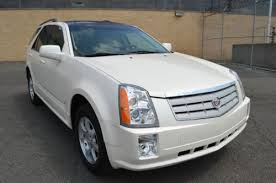 cadillac srx pearl white find used 2008 cadillac srx awd tv dvd panorama roof pearl white
