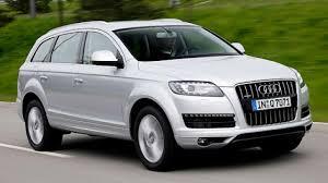 audi jeep 2015 road test audi q7 3 0 tdi 204 quattro 5dr tip auto 2012 2012