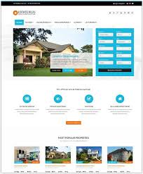32 best real estate website templates free and premium web