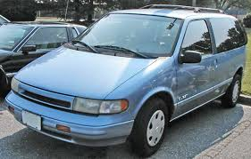 nissan quest 1994 1993 nissan quest photos specs news radka car s blog