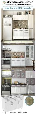 Best  Metal Cabinets Ideas On Pinterest Filing Cabinet Redo - Metal kitchen cabinets
