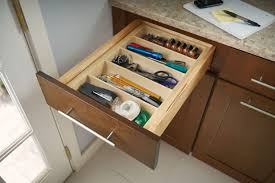 Kitchen Drawers Instead Of Cabinets Organizing Secrets It U0027s The Little Things
