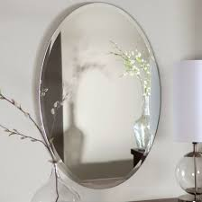 endearing 50 oval beveled mirrors for bathroom design decoration