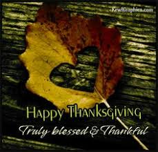 leaf happy thanksgiving truly blessed graphic plus many