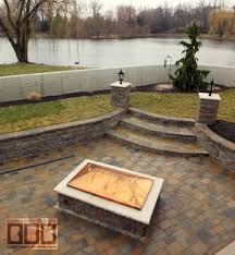 fire table cover rectangle cbd s copper fire pit cover price photo page
