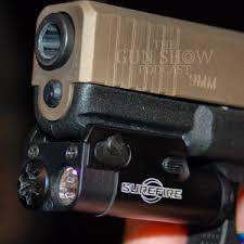 surefire light for glock 23 shot 2015 new lights from surefire
