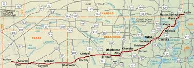 map us highway route 66 bicycle route 66 adventure cycling association