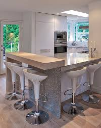 Modern White Bar Stool 10 Trendy Bar And Counter Stools To Complete Your Modern Kitchen