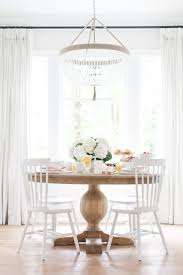 Wood Dining Room Table Sets Best 25 White Dining Chairs Ideas On Pinterest White Dining