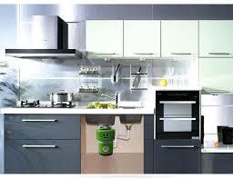 compacteur cuisine cuisine évier broyeurs machine le compostage à domicile machine