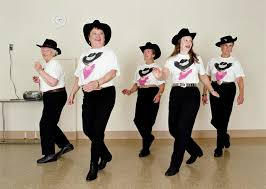 line dancing the format and its history