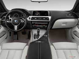 2016 bmw 6 series pictures dashboard u s report