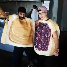 Peanut Butter And Jelly Costume 35 Easy And Creative Diy Couple Costumes I Am Bored