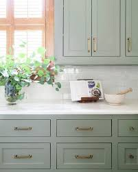 best blue green paint color for kitchen cabinets the best green paint colors on virginia