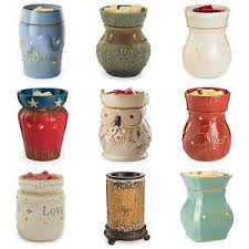 candle warmers etc use with scentsy yankee woodwick select style
