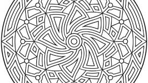 geometry free coloring pages art coloring pages