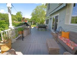 Second Floor Patio by 79 Four Sisters Road South Burlington Vermont Coldwell Banker