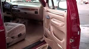 bronco car 1996 1996 bronco eddie bauer youtube