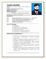 sle resume for mba application pursuing mba resume format fresh accounting graduate cover letter