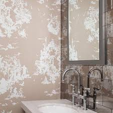 See Through Bathroom See Through Fireplace Design Ideas