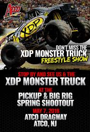 monster trucks show nj 05 07 2016 xdp diesel pickup u0026 big rig spring shootout
