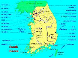 map us and korea freedom bridge