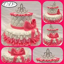 princess baby shower cake baby shower gender reveal cakes