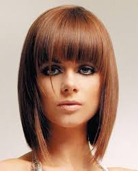 Bob Frisuren Pony by Bob Hairstyles With Bangs Bobs Bobs