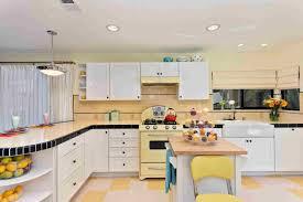 yellow kitchen wood cabinets 30 beautiful yellow kitchen ideas