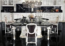 artistic black white kitchen ideas models on b 9084 homedessign com